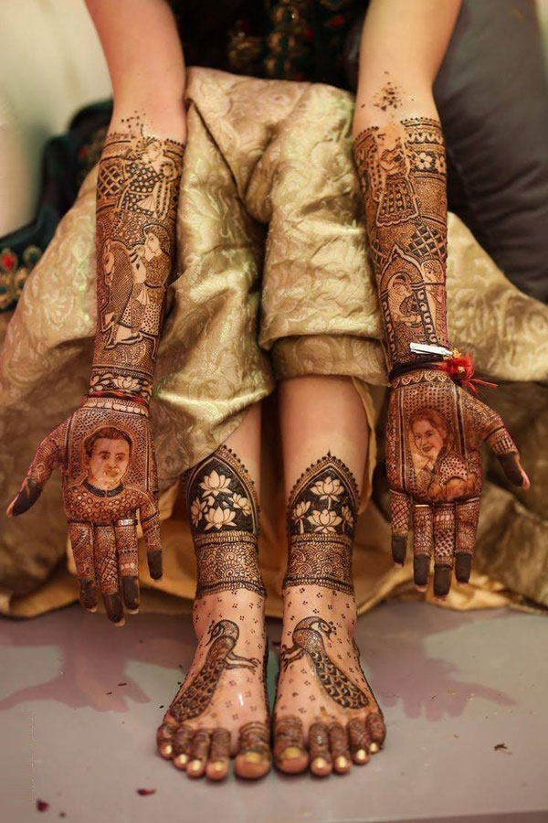 Mehandi / Saghun / Bangle Ceremony